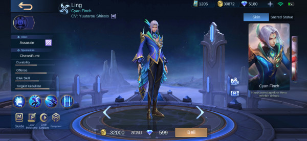 Ling (Assassin)