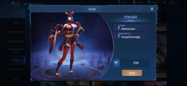 Hanabi (Marksman)