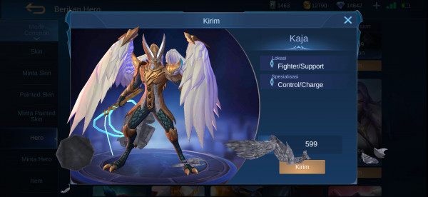 Kaja (Fighter/Support)