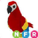 Parrot NFR ( Neon Fly Ride ) - Adopt Me