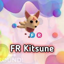 Kitsune FR Fullgrown (Adopt Me)