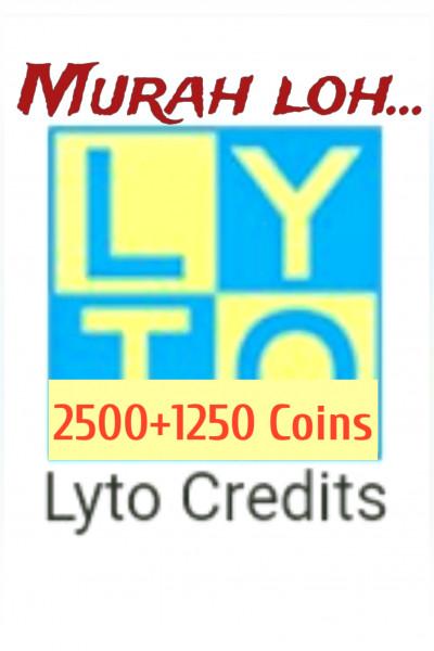 LytoCredit 15.000 - 3750 Koin