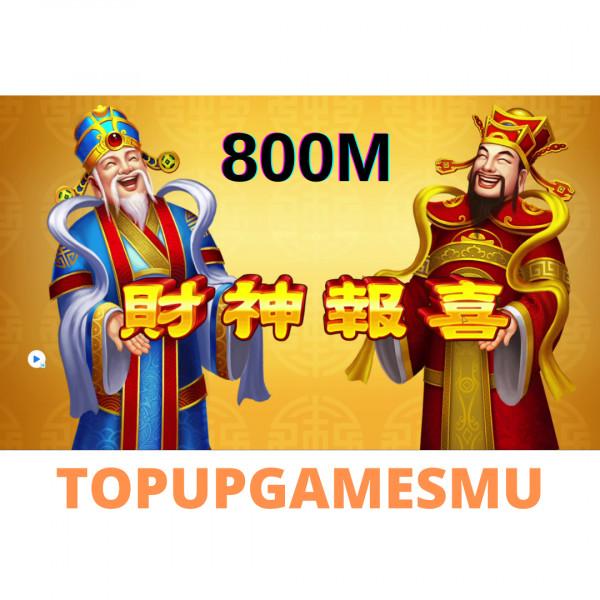 800M Koin Emas-D