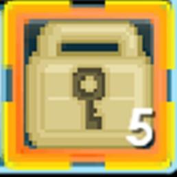 5 Huge Lock