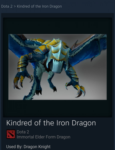 Kindred of the Iron Dragon (Immortal Dragon Knight)
