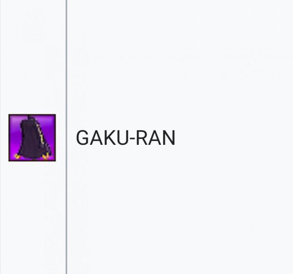 BM GAKU-RAN(ChaosJogress)