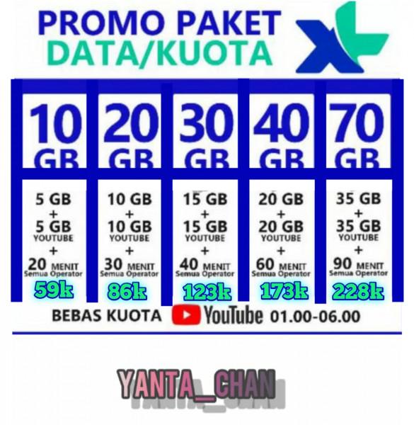 XTRA COMBO 10GB