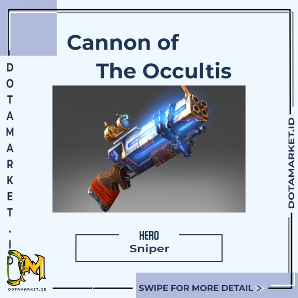 Cannon Of The Occultist
