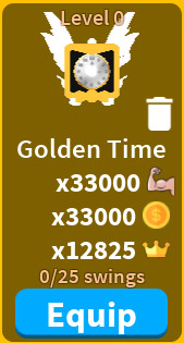 Golden time - saber simulator