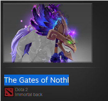 The Gates of Nothl