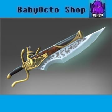 Genuine Inverse Bayonet (Immortal Kunkka)
