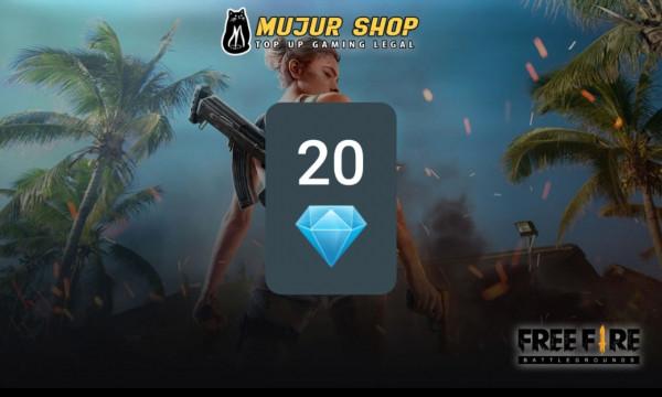 20 diamond