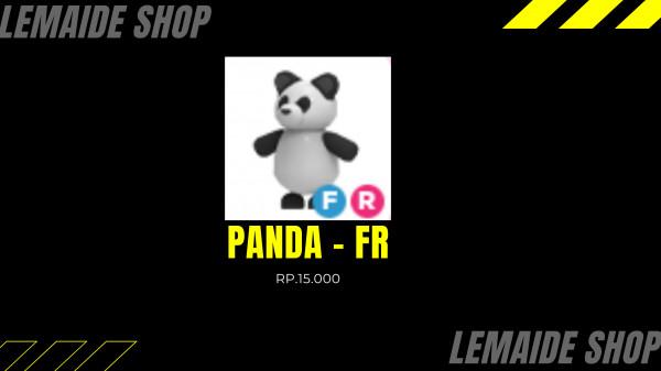 Panda FR - AdoptMe