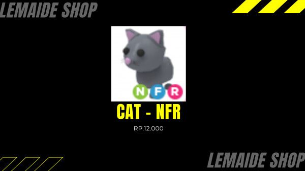 Cat NFR - AdoptMe