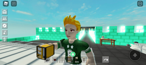 VENDING MACHINE ROBLOX ISLAN