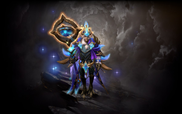 Secrets of the Celestial (Bundle Skywrath Mage Collector's Cache TI 10)