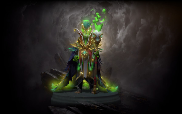 Carousal of the Mystic Masquerade (Bundle Rubick Collector's Cache TI 10)