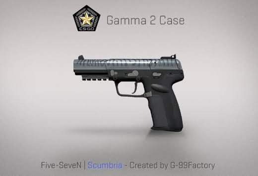 StatTrak™ Five-SeveN | Scumbria