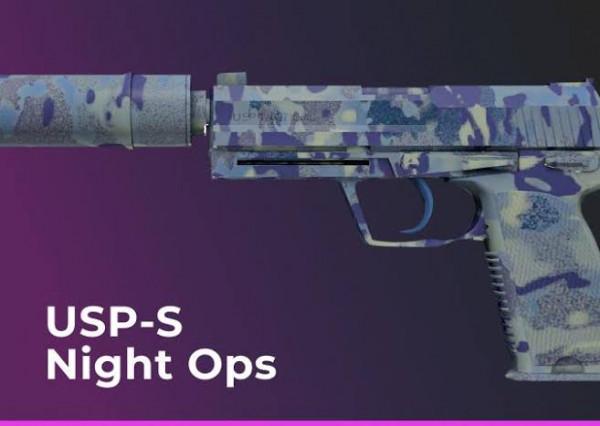 USP-S | Night Ops (Mil-Spec Pistol)