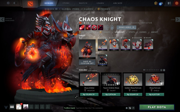 Talons of the Endless Storm (Bundle Chaos Knight Collector's Cache TI 10)