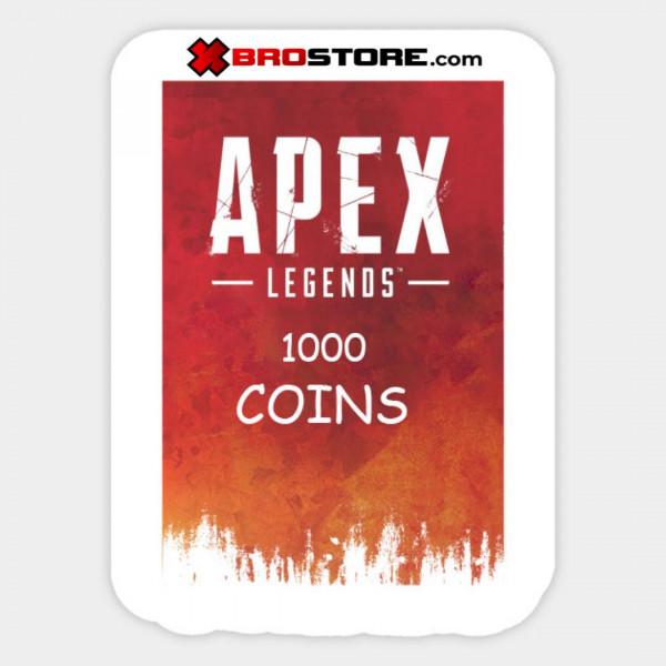1000 Apex Coins