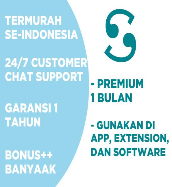 Premium 1 Bulan