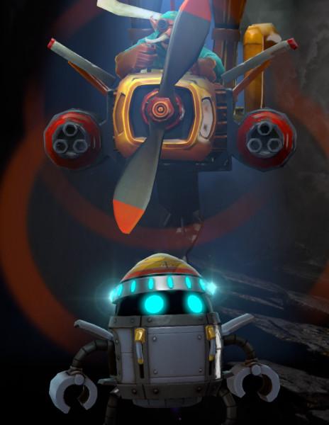 Gyrocopter - B.U.S.T.E.R