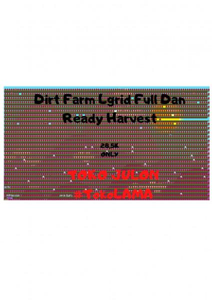 World Farm Lgrid 2700+ Seed per World