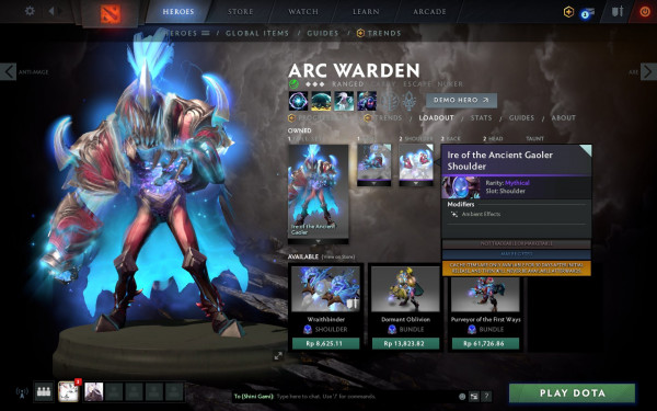Ire of the Ancient Gaoler (Bundle Arc Warden Collector's Cache TI 10)