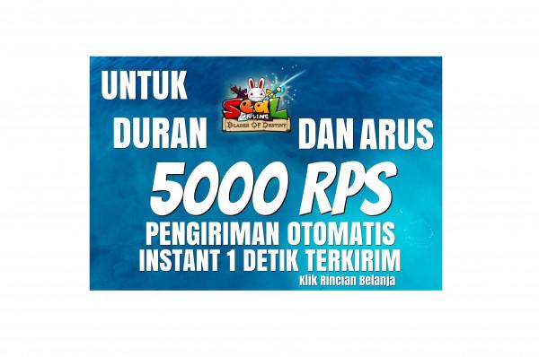 5000 RPs