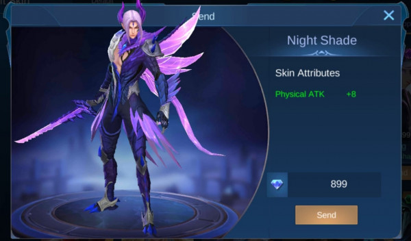 Night Shade (Epic Skin Ling)