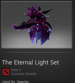 The Eternal Light Set(Spectre set)