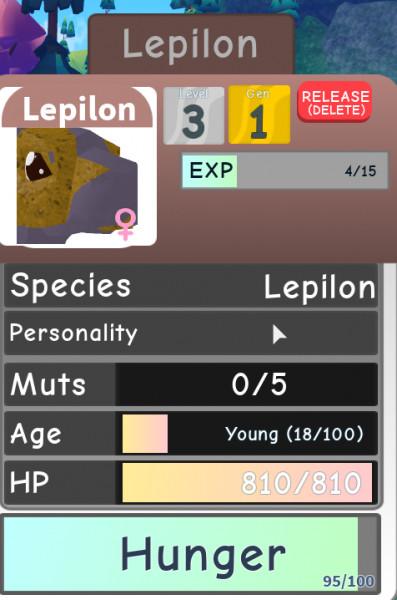 Limited! Lepilon - Dragon Adventure