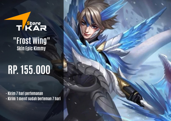 Frost Wing (Epic Skin Kimmy)