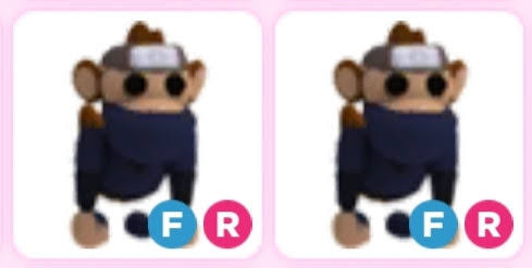 [FR]Ninja Monkey