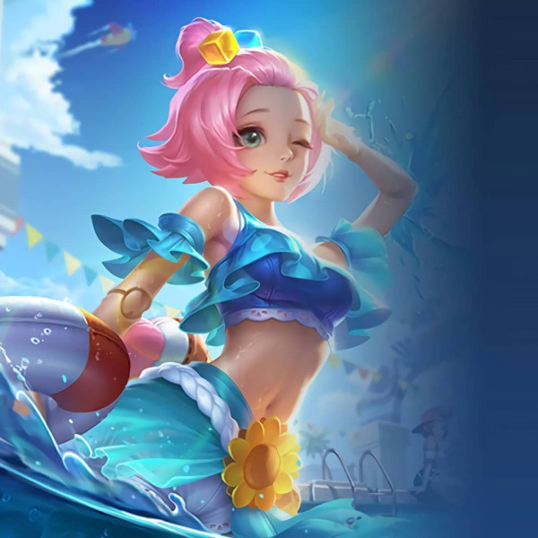 Summer Vibes (Special Skin Angela)