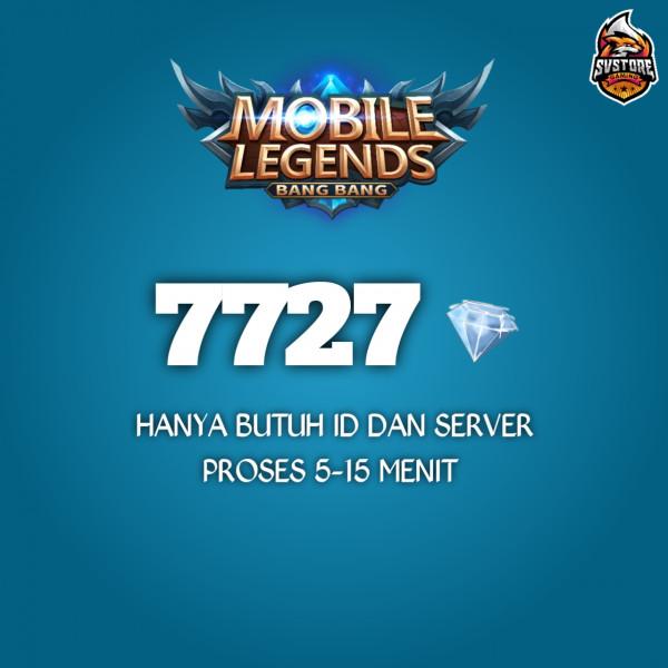 7727 Diamonds