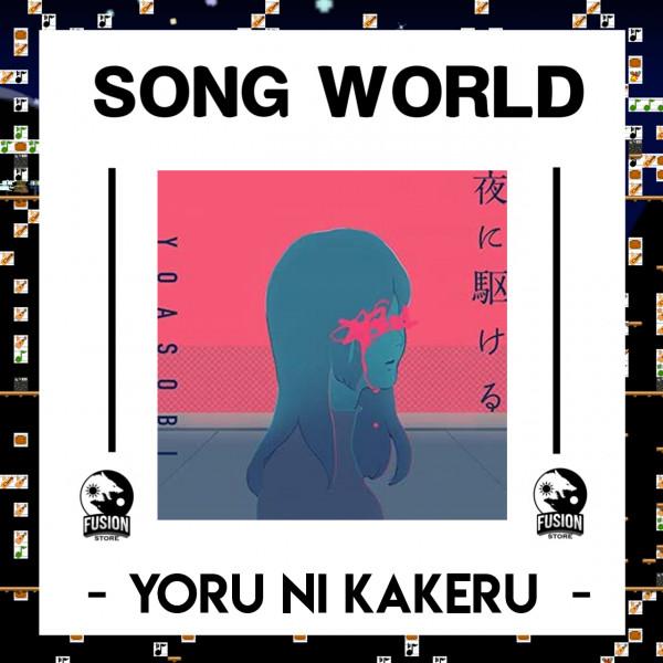 Song world : Yoru ni Kakeru - Yoasobi