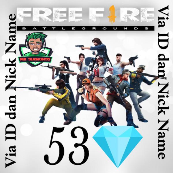 53 Diamonds