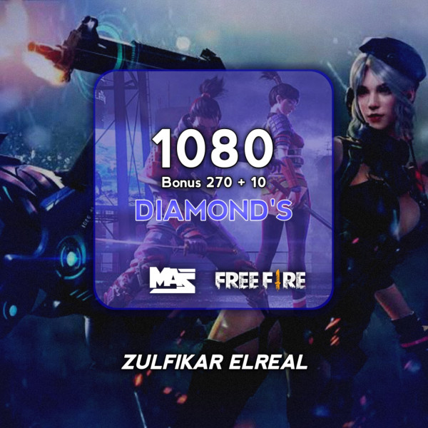 1080 + 270 Diamonds