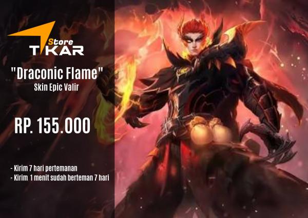 Draconic Flame (Epic Skin Valir)