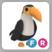 Adopt Me FR Toucan (Ultra Rare)