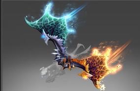 Pyrexaec Forge (Immortal TI 10 Jakiro)