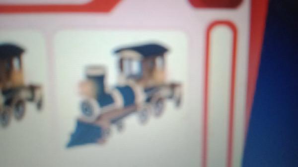 adopt me-choo choo train (legendary)