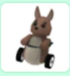 Kangaroo stroller Adopt me