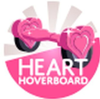 Heart Hoverboard| Adopt Me FTHN