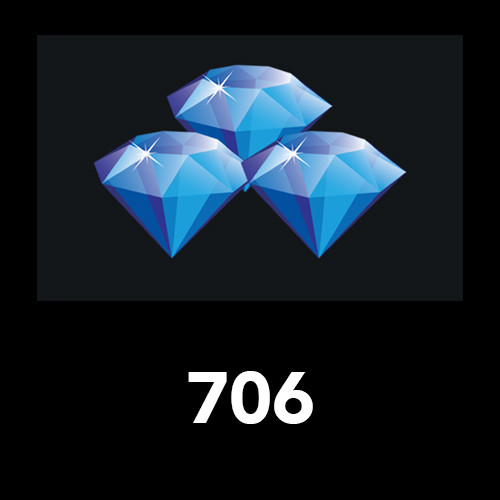 706 Diamonds