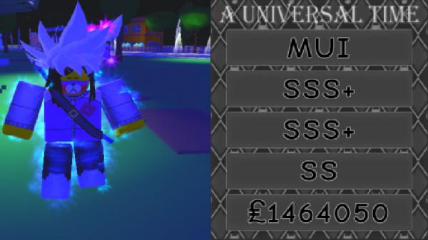 MUI - A Universal Time