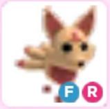 FR Kitsune Pet Adopt Me