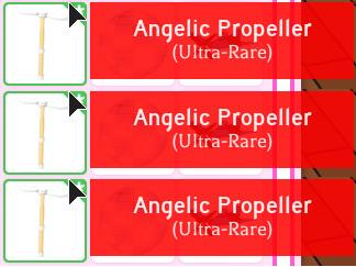 1 Angelic Propeller (Adopt Me)